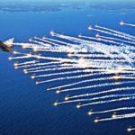 Saab JAS 39 Gripen flares