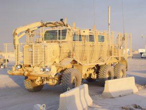 Buffalo MRAP variant