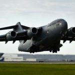 C-17 Globemaster III Takes Off