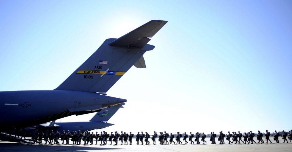 C-17 Globemaster III Load Up