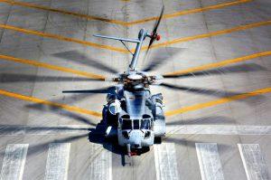 CH-53K King Stallion Testing