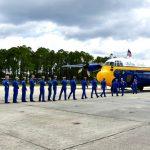 Fat Albert US Navy Blue Angels