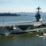 USS Gerald R. Ford US Navy