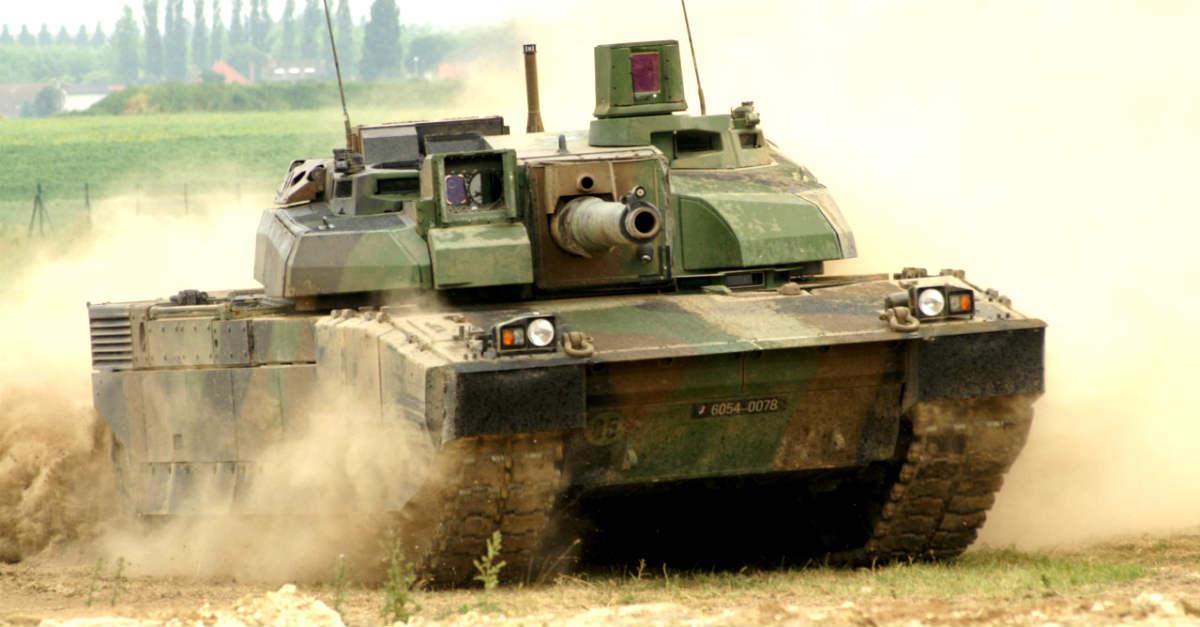 AMX-56 Nexter Leclerc