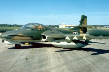Cessna A-37 Dragonfly aircraft