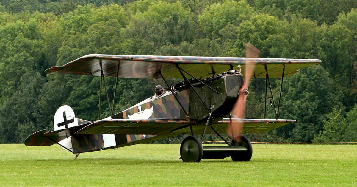 Fokker_D_VII_