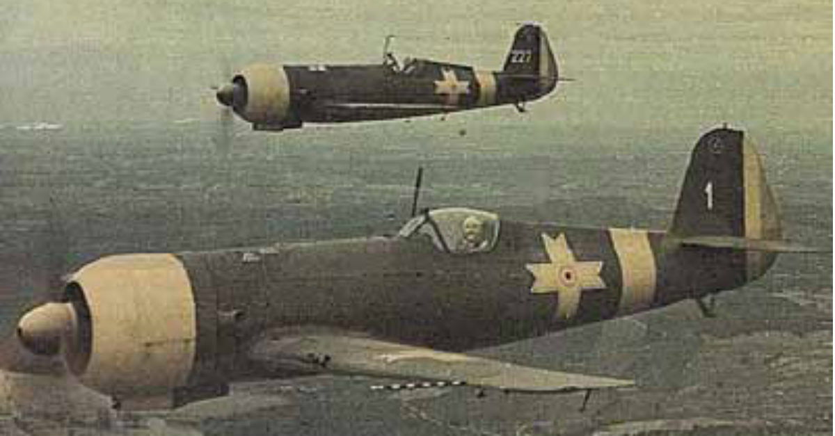 IAR 80 Planes of the Second World War