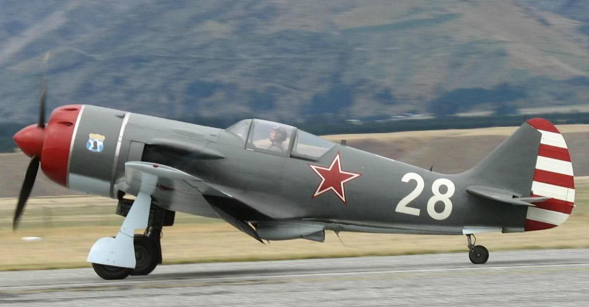 Lavotchkin LaGG-3