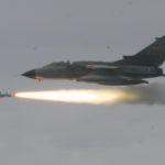 Panavia Tornado firing