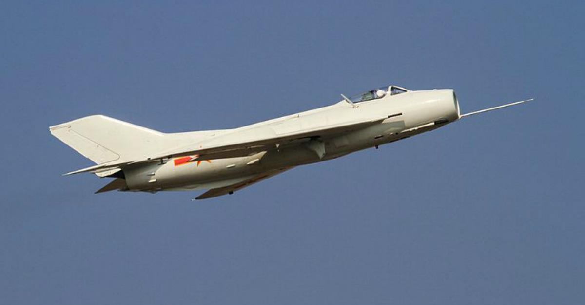Shenyang_J-6 aircraft