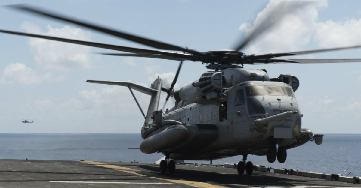 Sikorsky CH-53 Sea Stallion Vietnam War aircraft