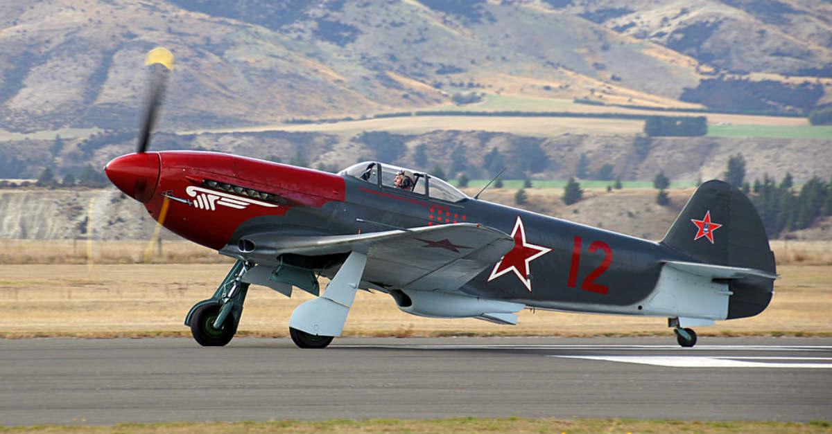 Yakovlev Yak-3 plane