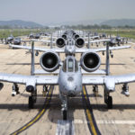A-10 Aircraft Elephant Walk