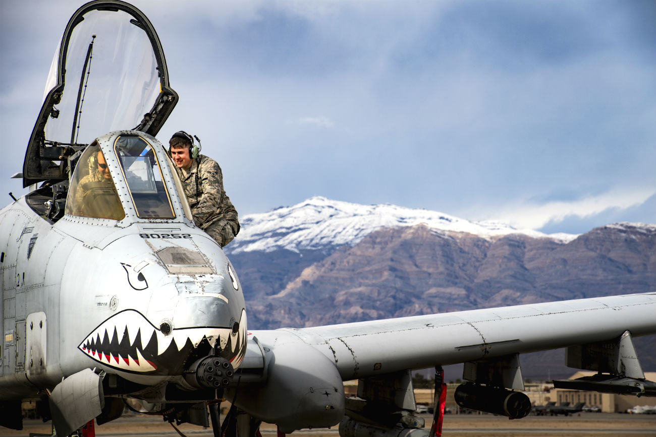 A-10 Images Maintain