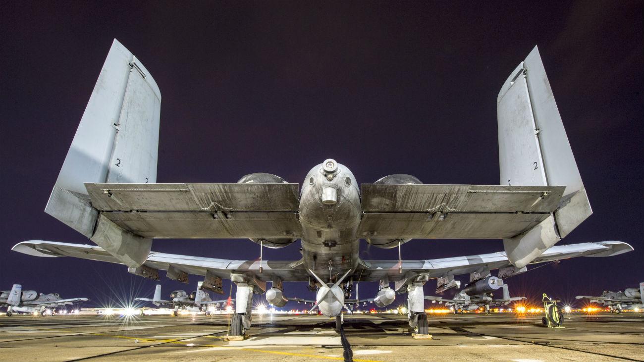 A-10 Rear