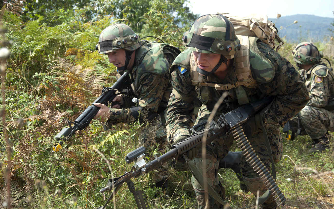 Armed Forces Bosnia