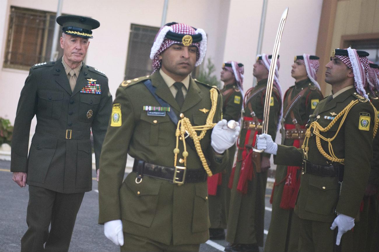Armed Forces Jordanian