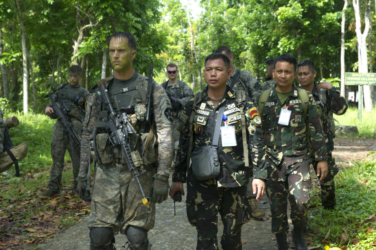Armed Forces images of Philippine Army