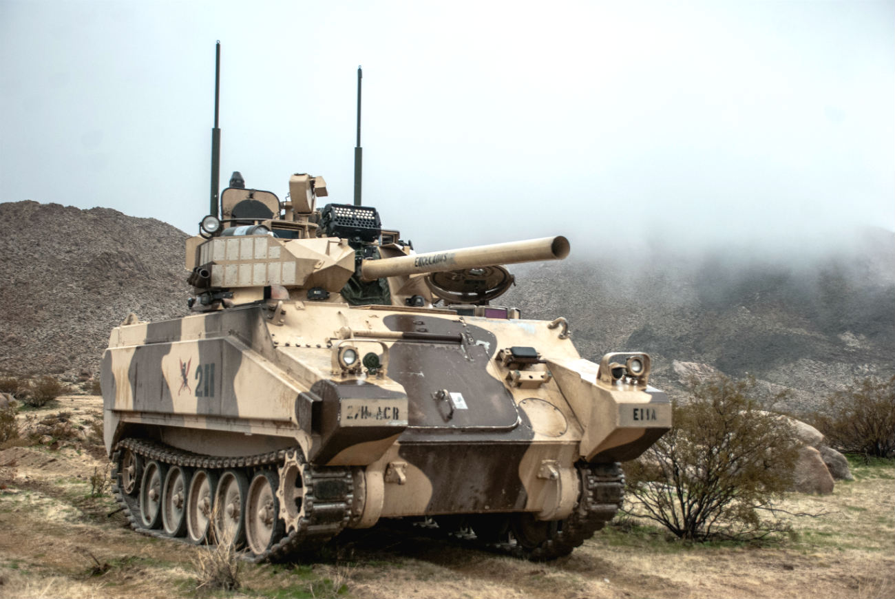 Armored Cavalry Battle Tank