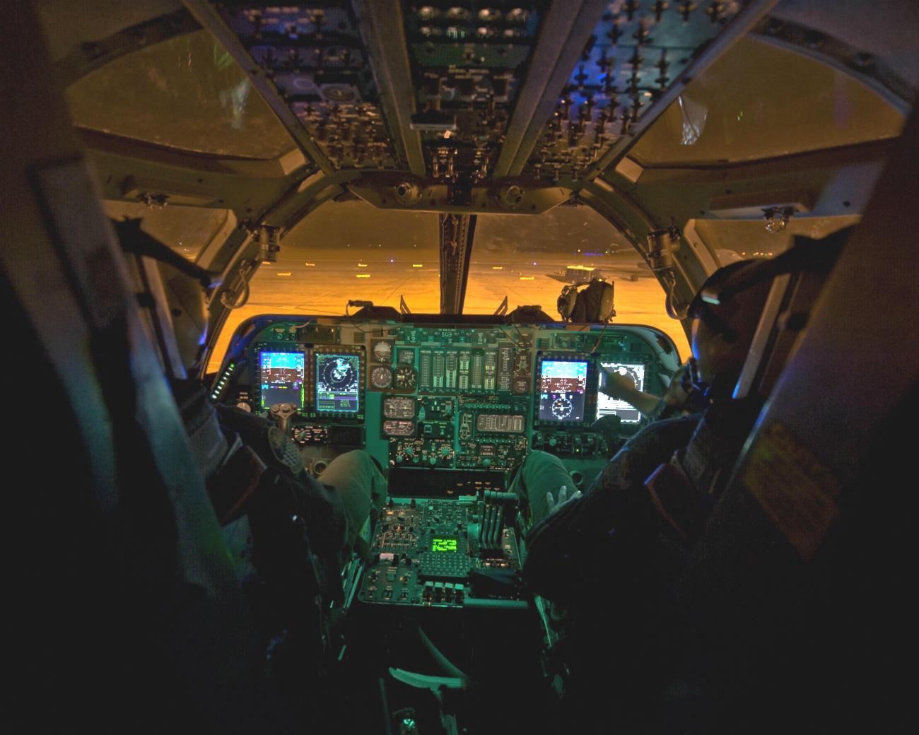 B-1b images Lancer Cockpit