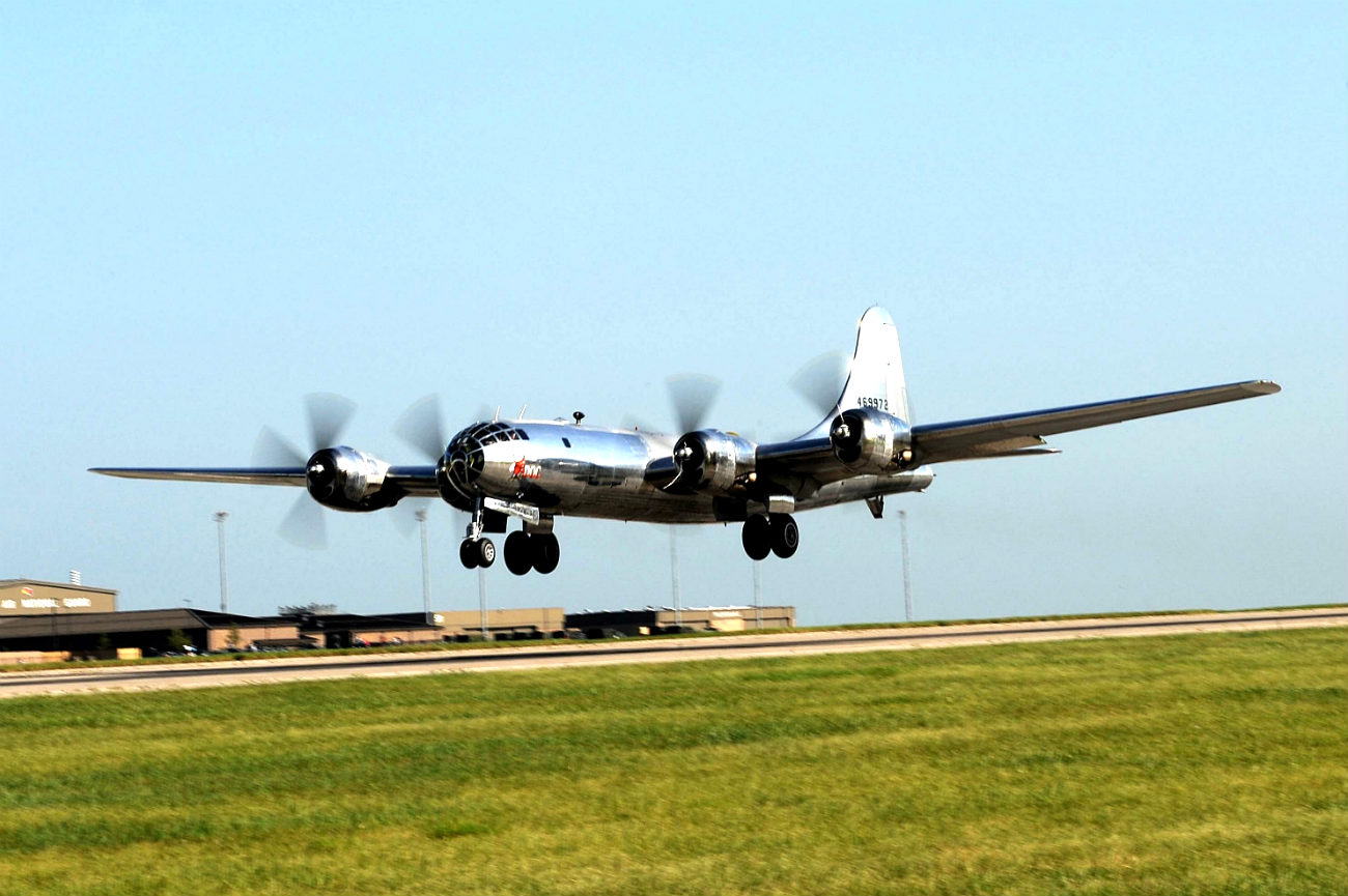 B-29 Superfortress Images