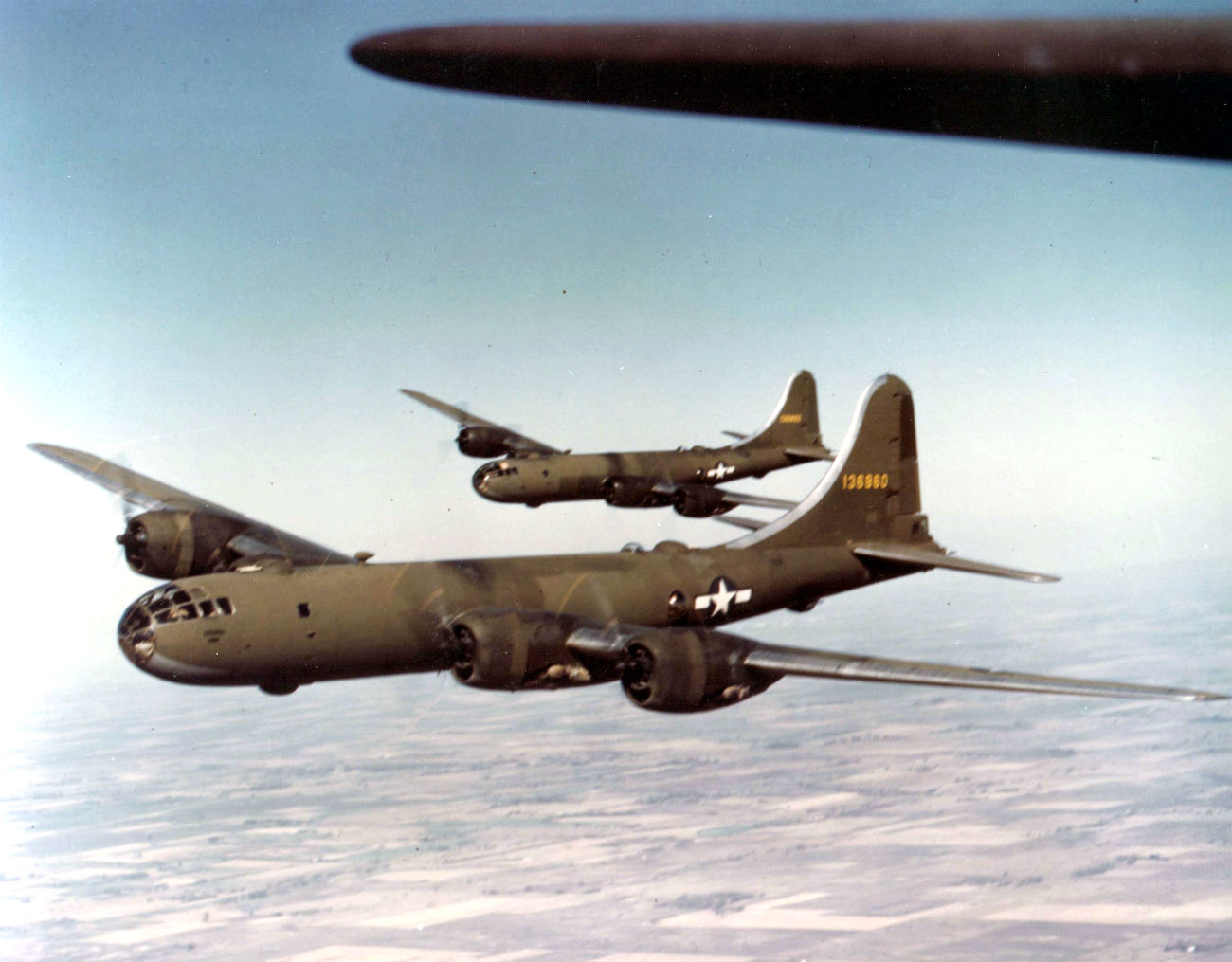 B-29 Superfortress images WW2 Aircraft