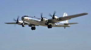 B-29 Warplane
