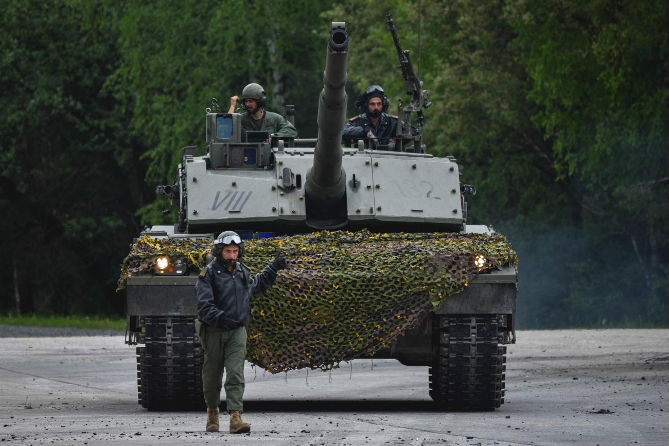 Batte tank SETC