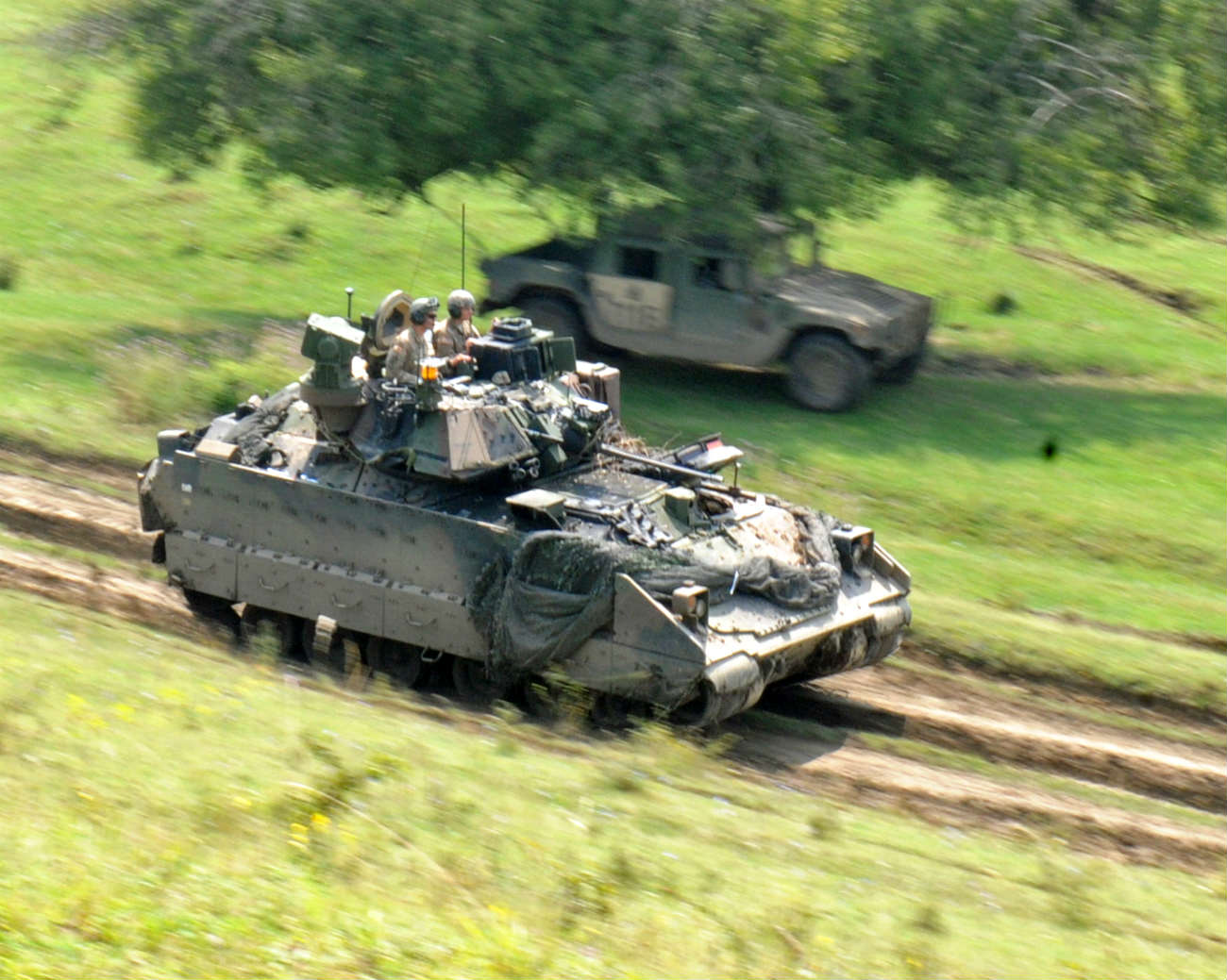 Battle tanks Images training course
