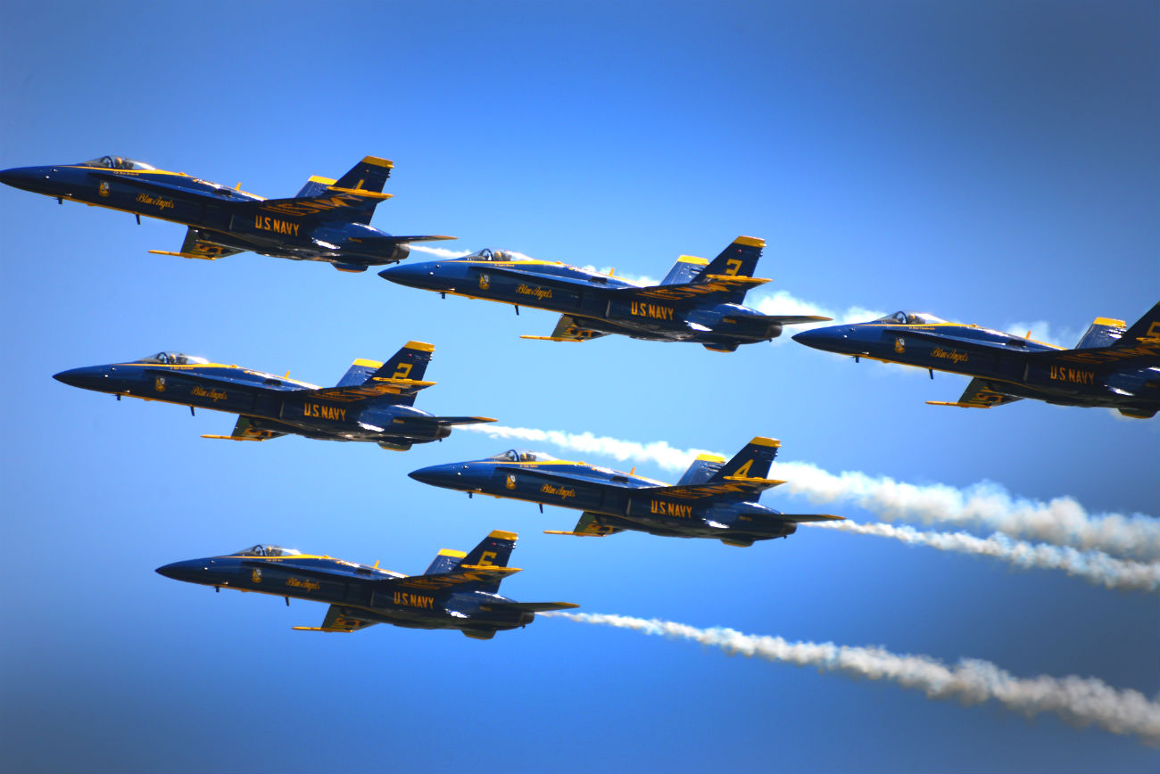 Blue angels group