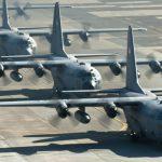 C-130 Aircraft Taxi
