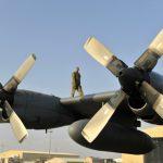 C-130 Aircraft Wing