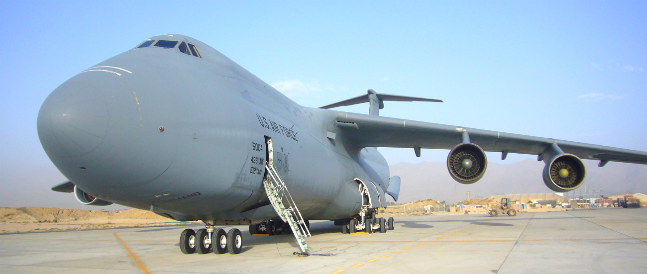 C-5 Galaxy Images aircraft doors