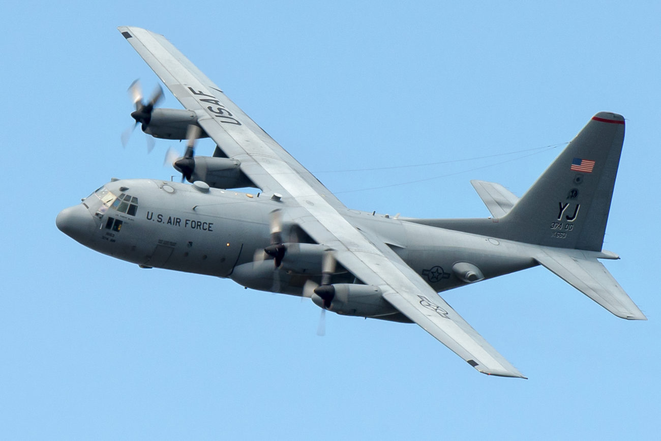 C-130 Airpower