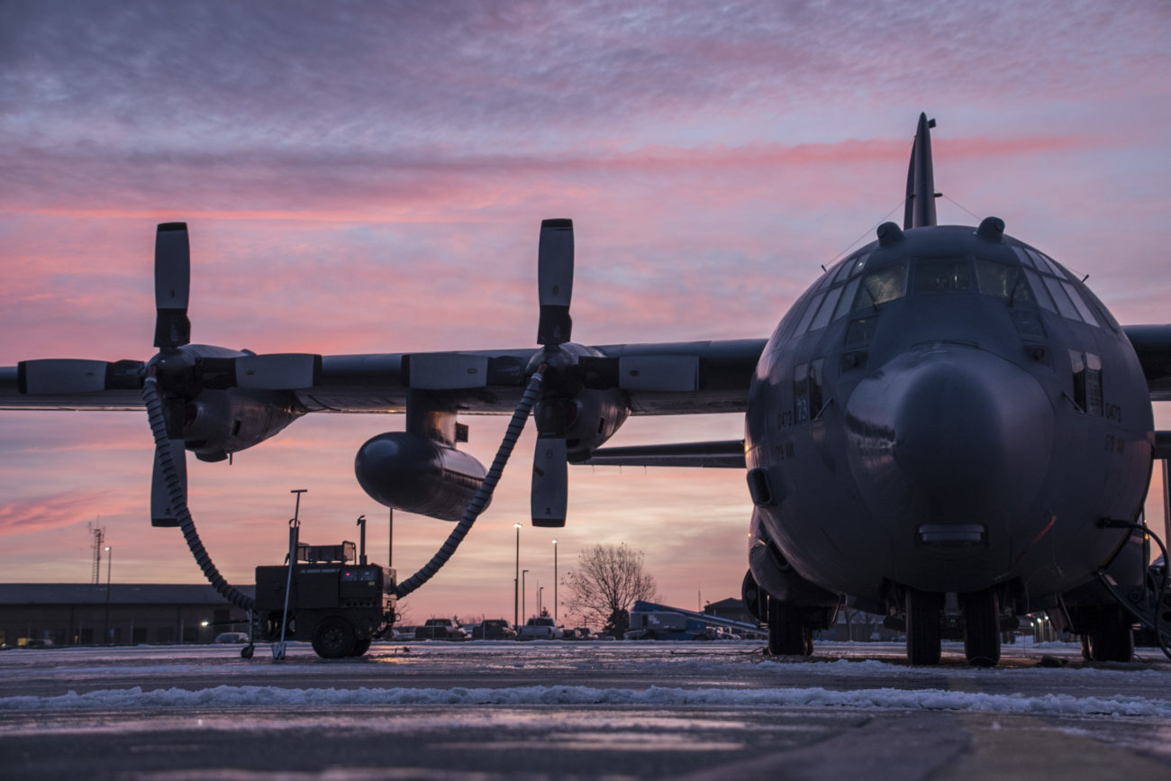 Early Bird Operations C-130
