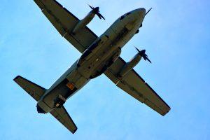 C-27J Spartan Cargo Drop