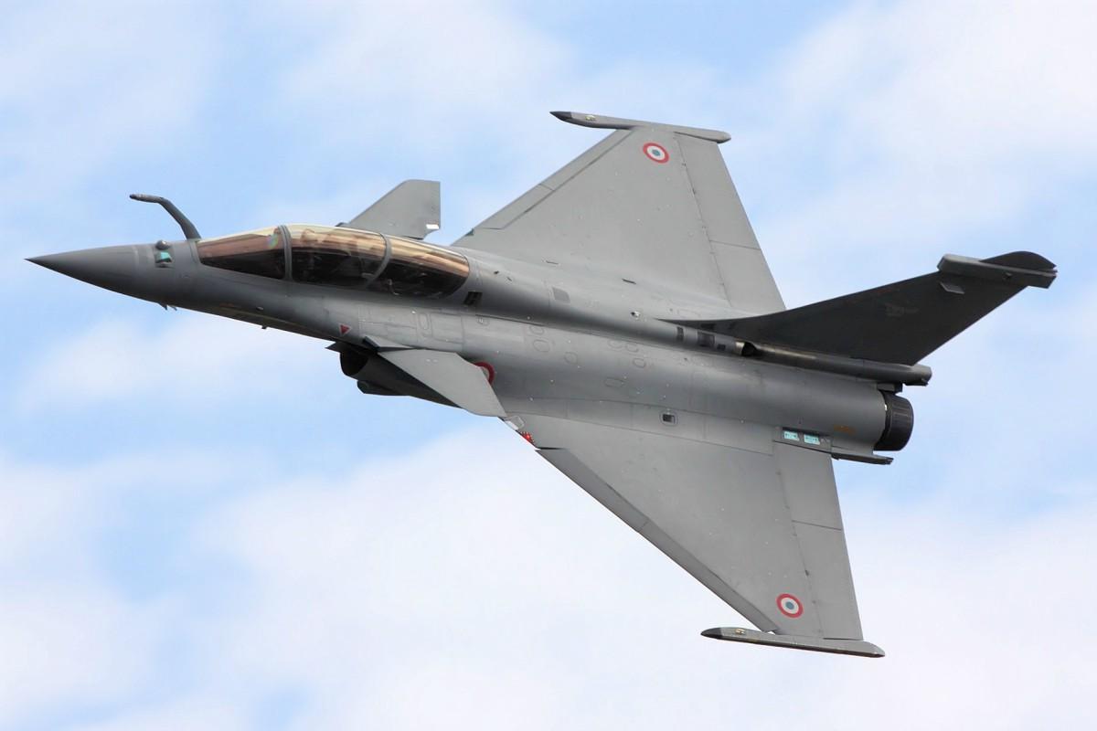 Dassault Rafale, modern military aircraft