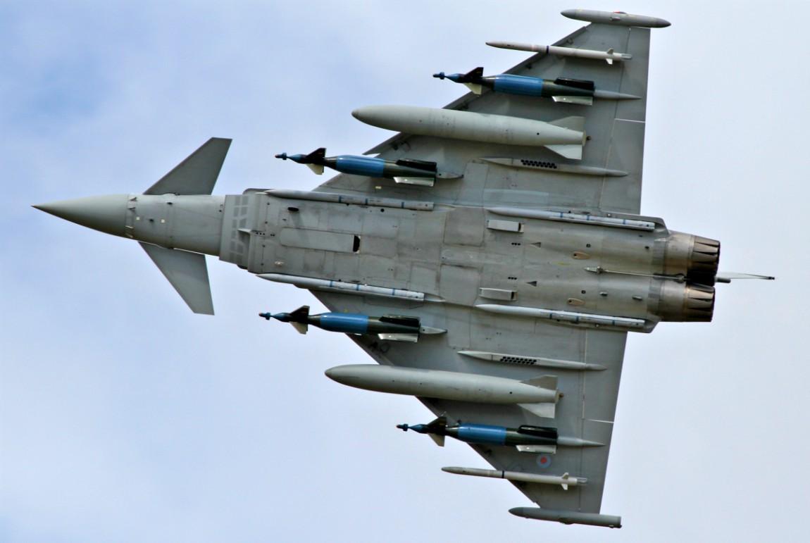 Eurofighter Typhoon armament