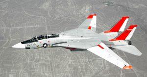 F-14 Tomcat in Flight