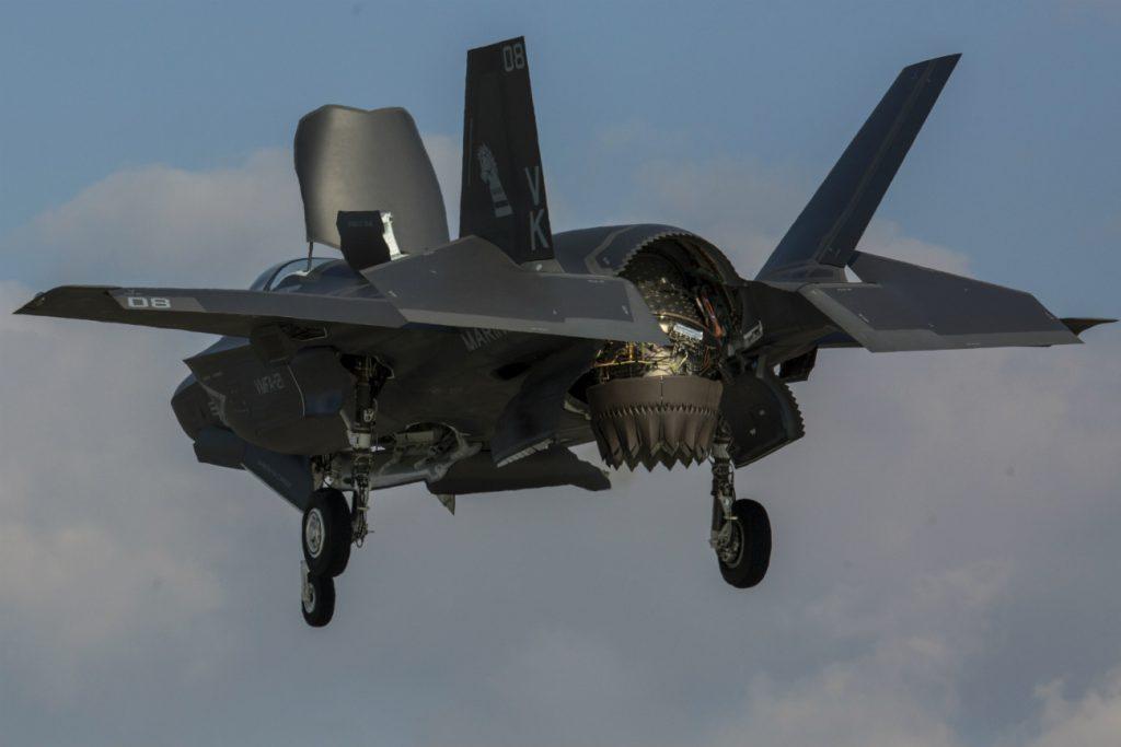 F-35 Landing Gear