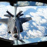 F-35 Lightning Refuel