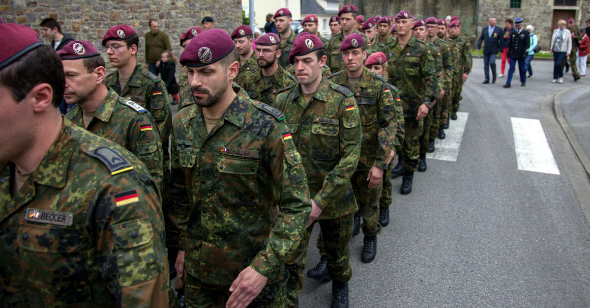Top 20 Military Camouflage Patterns Around the World