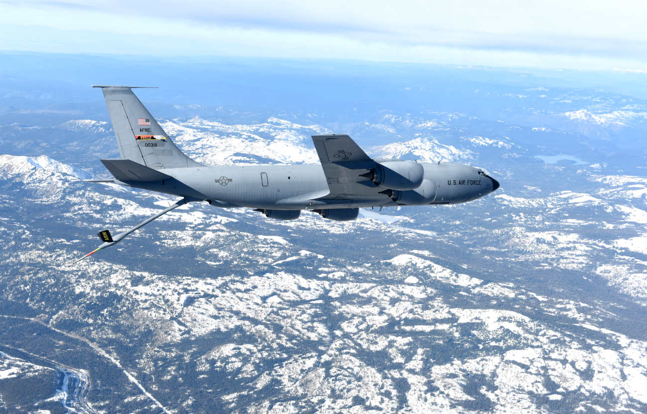 KC-135 Broom Extended