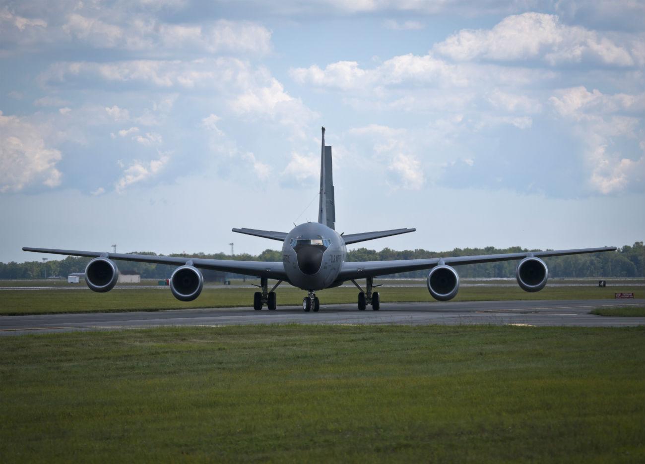 KC-135 Parked