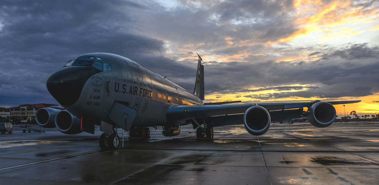 KC-135 Sunrise
