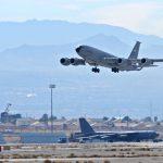 KC-135 Take off