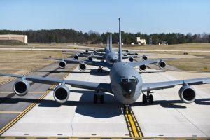 KC-135 Taxi
