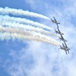 L-39 Albatros Perform at Air Show