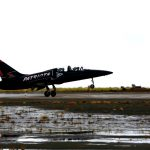 L-39 Albatros Takes Off