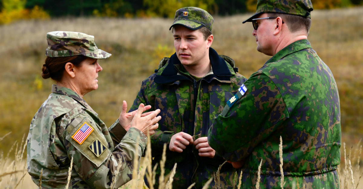 M05 Finnish Army